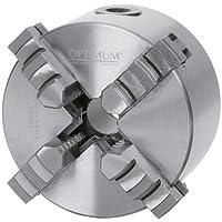 Optimum Vierbackendrehfutter zentrisch spannend - Durchmesser 160 mm - SSV: Nur solange Vorrat reicht!