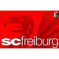 SC Freiburg Zimmerfahne Greif 90x140