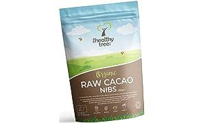 TheHealthyTree Company Pezzi/Nibs Di Cacao Crudo - 250g