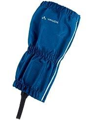 Vaude - Polainas para niño (talla única) azul azul Talla:talla única