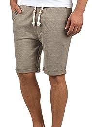 Redefined Rebel Memphis Herren Sweatshorts Kurze Hose Jogginghose Aus 100% Baumwolle Mit Kordel Regular Fit