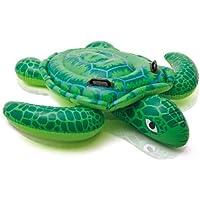 Aufblasbare Schildkröte See-Schildkröte ca 152cm Durchmesser Beachparty Aufblastiere