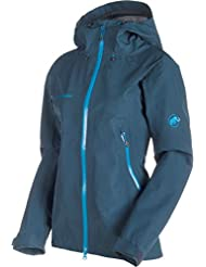 Mammut Ridge HS Hooded Women 's Jacket, Orión