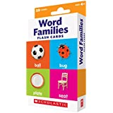Flash Cards: Word Families