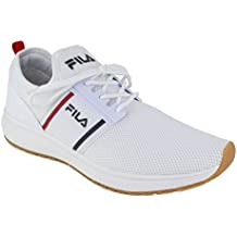 Zapatillas Hombre FILA en Lona Blanca 1010277-1FG