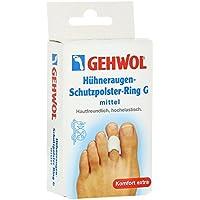 GEHWOL Hühneraugen-Schutzpolster-Ring G mittel 3 St preisvergleich bei billige-tabletten.eu