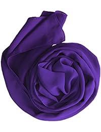 Edle Chiffon Stola für Kleider in verschiedenen Farben