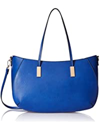 Caprese Victoria Women's Satchel (Bright Blue)
