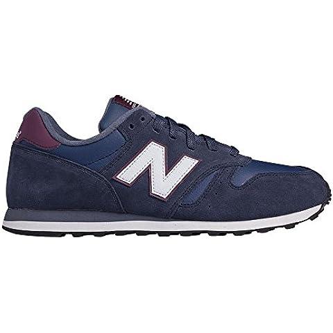 New Balance ML373NSR - Calzado unisex, color azul / gris, talla 41.5