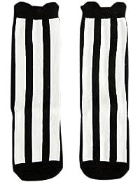 X-DAAO - Calcetines de algodón Peinado para bebé recién Nacido, diseño de Dibujos