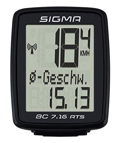 Imagen de Cuentakilómetros Para Bicicletas Sigma por menos de 30 euros.