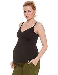 Be! Mama 2in1 Still-Shirt, Still-TOP, Umstandstop, Schwangerschaftsshirt, 2 FARBEN, Modell: NAPPY