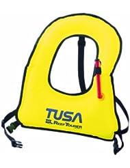 TUSA Sport Schnorchel Weste, Fluor Yellow, S, SV-2500 FY