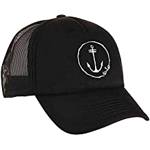 c61a428059052 VIENTO Anchor Logo Gorra de Rejilla