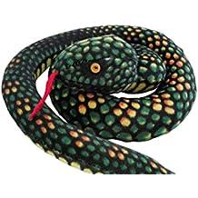 Serpiente peluche juguete para bebes niños niñas, regalar cumpleaños ...