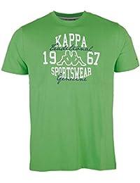 Kappa Antoni – Camiseta de, hombre, ANTONI, 301 apple, xxx-large