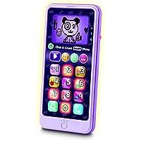 LeapFrog 603763 Chat & Count - Juguete de Aprendizaje para Smartphones, Color Violeta, Talla única