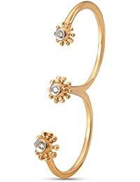 Mia by Tanishq 14KT Yellow Gold and Diamond Ring for Women
