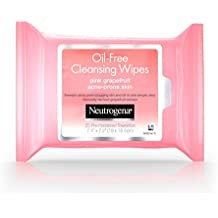 Neutrogena Cleansing Wipes, Pink Grapefruit, 25 Count by Neutrogena