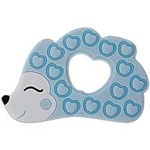A0127 - Molde de silicona con forma de erizo, sin BPA, apto para niños