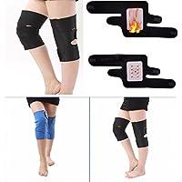 Kniebandage Kniestütze Knieschoner Turmalin 8 Magneten Kompression Knieschützer Sport Bandage R-036 (1 Paar) preisvergleich bei billige-tabletten.eu