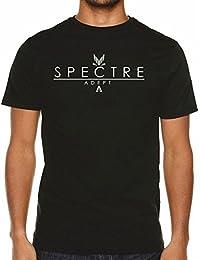 Mass Effect Gaming T-Shirt - SPECTRE ADEPT Class Men's Black T-Shirt