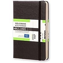 Moleskine City Notebook Milano (Milan) by Moleskine (2008-01-01)