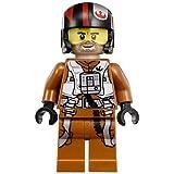 LEGO Star Wars: The Force Awakens Poe Dameron X-Wing Pilot Minifigure by LEGO
