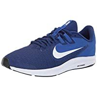 Nike NIKE DOWNSHIFTER 9, Men's Running Shoes, Blue (Deep Royal Blue/White-Game Royal-Black 400), 8 UK (42.5 EU)