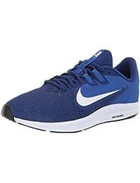 Nike Men's Downshifter 9 Blue Running Shoes (AQ7481-400)