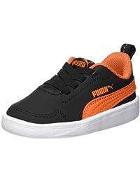 more photos 5eb1d 93a73 Puma Courtflex Inf, Sneakers Basses Mixte Enfant