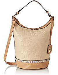 global desi Women's Hobo (Tan)
