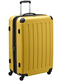 HAUPTSTADTKOFFER - Alex - Valise à coque dure Brillant, TSA, 75 cm, 119 litres