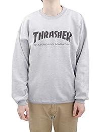 THRASHER Tripulación Skate mag Logo Sudadera – Negro ...