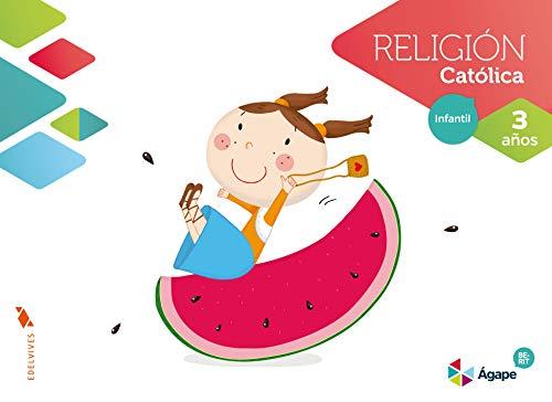 Religión Ágape - Berit 3 años (Agape)