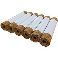 Rollos de corcho 1Meter x 300mm–2mm de grosor–6rollos