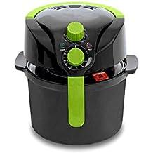 Cecofry Compact - Freidora dietética, sin aceite, función horno, color negro