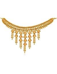 Senco Gold 22k Yellow Gold Choker Necklace