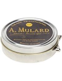 A.Mulard Cirage Traditionnel - Fabrication Française - Pour Cuirs Lisses