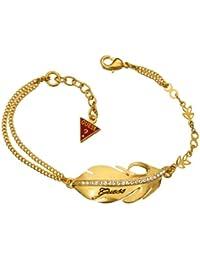 UBB21342 Guess Damen-Armreif vergoldetes Metall, 20 cm