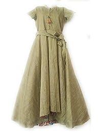 Shree Krishna Boutique Women's Gown