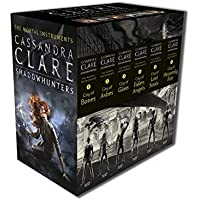 The Mortal Instruments 1-6 Slipcase