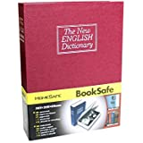 Styleys Book Safe Dictionary Book Style Money Cash Locker Jewelry Home Safe Box Dictionary - Size 18 X 12 X 5.5 cms