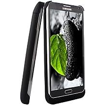 Sanday® Samsung Galaxy Note 3Caja de la batería, 5200mAh Batería Externa Power Pack con tapa, Portable Backup Power Bank Case, potencia de la batería