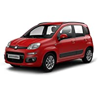 Fiat Panda Lounge 1.2 bz 69 CV, Rossa - Welcome Kit