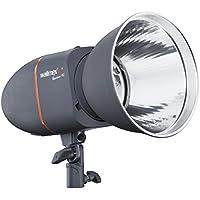 Walimex Pro Newcomer 100 Studioblitz grau/orange