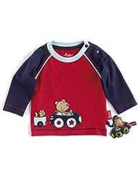 Sigikid Baby - Jungen Langarmshirts Sigikid Baby Boy - Kollektion Tom Tausendfuß - Langarmshirt, Baby
