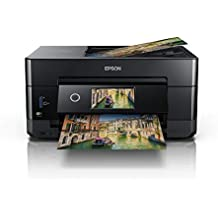 Epson Expression Premium XP-7100 - Impresora multifunción (Inyección de Tinta, 5760 x 1440 dpi, 100 Hojas, A4, Impresión Directa, Negro), Ya Disponible en Amazon Dash Replenishment