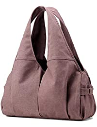 93ffc99b91a08e Sima Palace-1255 Canvas Umhängetasche Für Frauen Taschen Hobo Tote  Handtasche Handtasche Lady Bag Dual