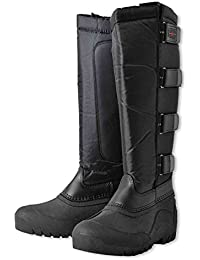 Covalliero Kerbl Thermo Reitstiefel Classic, Innenstiefel Herausnehmbar, Wade Regulierbar